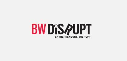 BW disrupt logo