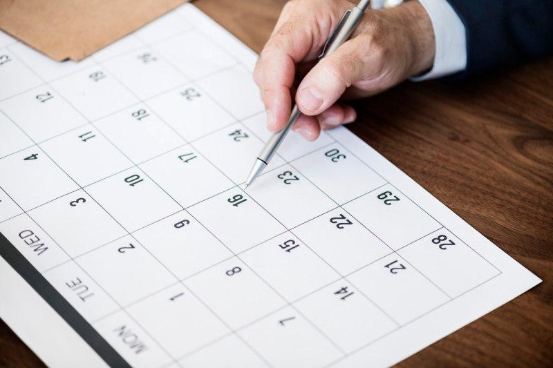 calendar meaning
